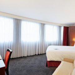Отель Hôtel Concorde Montparnasse 4* Номер Делюкс с различными типами кроватей фото 7