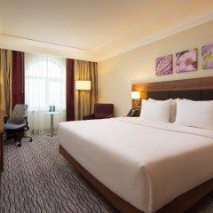 Гостиница Хилтон Гарден Инн Ульяновск 4* Стандартный номер разные типы кроватей