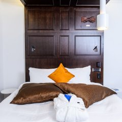 Radisson Blu Plaza Hotel, Helsinki 4* Номер Бизнес с различными типами кроватей фото 2