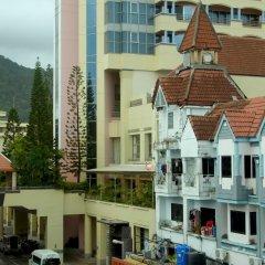 Отель Niku Guesthouse вид из номера фото 2