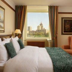 Гостиница Рэдиссон Славянская 4* Представительский люкс разные типы кроватей