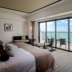 Hotel Monterey Okinawa Spa & Resort 4* Номер Luxury