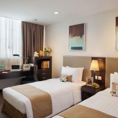 Отель Somerset Hoa Binh Hanoi 4* Представительский номер с различными типами кроватей