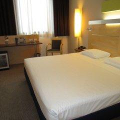 Отель iH Hotels Milano Gioia 4* Стандартный номер с различными типами кроватей фото 6