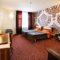City Hotel Teater 4* Стандартный номер с разными типами кроватей фото 16