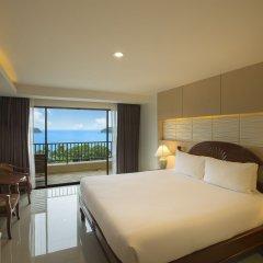 Отель Chanalai Garden Resort, Kata Beach 4* Номер Делюкс с различными типами кроватей фото 2