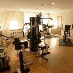 GHOTEL hotel & living München-Nymphenburg фитнесс-зал
