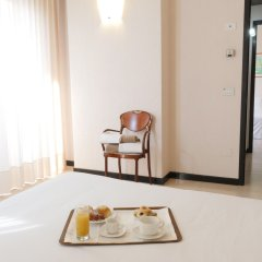 Hotel Panorama 4* Стандартный семейный номер с двуспальной кроватью