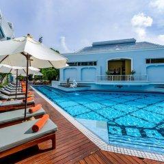 Andaman Seaview Hotel открытый бассейн