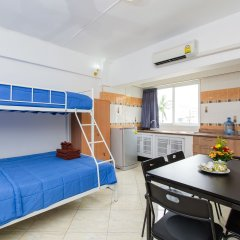 Апартаменты Patong Studio Apartments Апартаменты разные типы кроватей