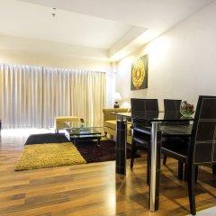 Отель D Varee Jomtien Beach 4* Представительский люкс с различными типами кроватей фото 5