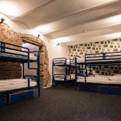 Отель The Flying Pig Downtown Кровать в общем номере с двухъярусной кроватью фото 3