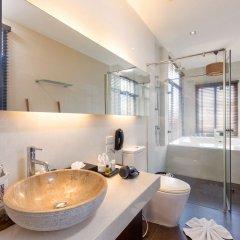 Отель The Sea Koh Samui Boutique Resort & Residences Самуи ванная фото 4