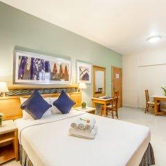 Golden Sands Hotel Apartments комната для гостей фото 8