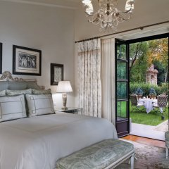 Four Seasons Hotel Firenze 5* Люкс с различными типами кроватей фото 3