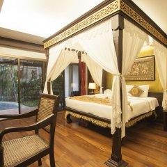Отель Kata Palm Resort & Spa 4* Улучшенный люкс с различными типами кроватей