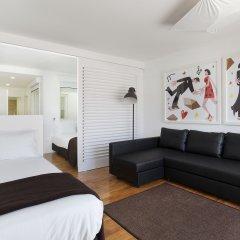 Апартаменты Hello Lisbon Bairro Alto Apartments Студия с различными типами кроватей
