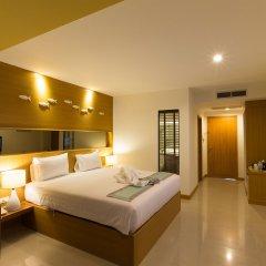 Ansino Bukit Hotel 3* Номер Делюкс разные типы кроватей фото 3