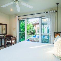 Отель Two Villas Holiday Oriental Style Layan Beach комната для гостей фото 2