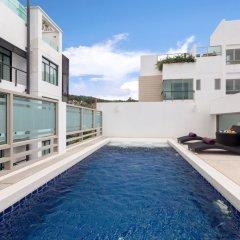 Апартаменты The Regent Phuket Serviced Apartment Kamala Beach открытый бассейн фото 7