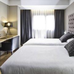 Отель Zenit Abeba Madrid 4* Стандартный номер с различными типами кроватей