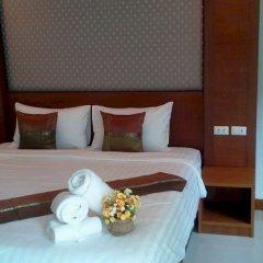Отель Rojjana Residence 2* Стандартный номер разные типы кроватей фото 2