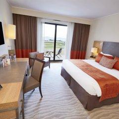 Отель Golden Tulip Villa Massalia 4* Номер Делюкс с различными типами кроватей