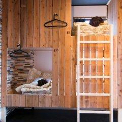 Tonagi Hostel And Cafe Кровать в общем номере