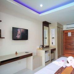 Отель Lanta Fevrier Resort 2* Улучшенный номер с различными типами кроватей