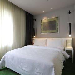 Metropolo Classiq Shanghai Jing'an Temple Hotel 3* Стандартный номер с различными типами кроватей