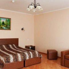Гостиница Аист 2* Улучшенный номер с различными типами кроватей