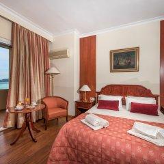 Отель Strada Marina 4* Люкс с различными типами кроватей