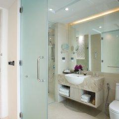 Отель Splash Beach Resort 5* Улучшенный номер с различными типами кроватей фото 6