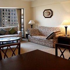 Rosedale Hotel and Suites Guangzhou 3* Люкс повышенной комфортности с разными типами кроватей