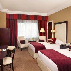 Отель Roda Al Bustan Представительский номер с 2 отдельными кроватями