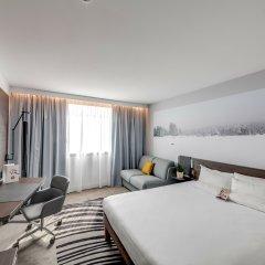 Отель Novotel Montparnasse 4* Улучшенный номер