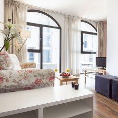 Апартаменты Inside Barcelona Apartments Sants Апартаменты с различными типами кроватей