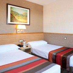 Отель Catalonia Park Güell 3* Стандартный номер с различными типами кроватей фото 12