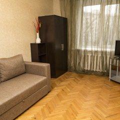 Гостиница Moskva4you on Goncharnyy Proyezd Апартаменты с различными типами кроватей