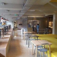 ClinkNOORD - Hostel Амстердам ресторан