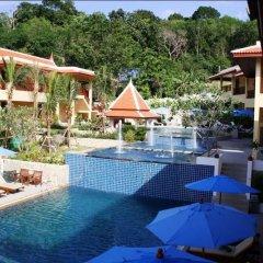 Отель Baan Yuree Resort and Spa комната для гостей фото 17