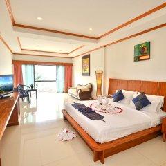Отель Tri Trang Beach Resort by Diva Management 4* Номер Делюкс разные типы кроватей фото 3