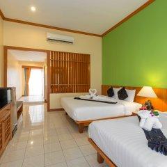 Отель Timber House Ao Nang 3* Улучшенный семейный номер с двуспальной кроватью
