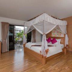Bhukitta Hotel & Spa 4* Номер Делюкс с различными типами кроватей фото 4