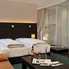 Fleming's Conference Hotel Frankfurt 4* Номер Делюкс с различными типами кроватей