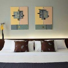 Отель Samkong Place Улучшенный номер с различными типами кроватей фото 3