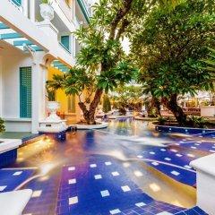 Andaman Seaview Hotel терраса/патио
