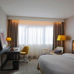 Отель Crowne Plaza Belgrade Сербия, Белград - отзывы, цены и фото номеров - забронировать отель Crowne Plaza Belgrade онлайн комната для гостей фото 3