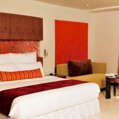 Отель Millennium Resort Patong Phuket 5* Номер Делюкс с различными типами кроватей фото 2