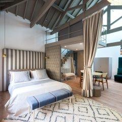 Отель Palácio Fenizia (Charm Palace) Студия с различными типами кроватей